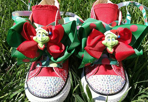 christmas shoes - Red Shoes Christmas Song