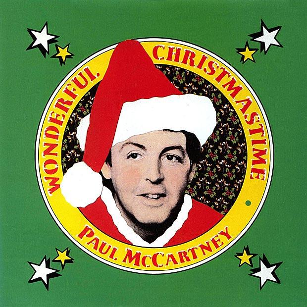 Paul McCartney Wonderful Christmas Time