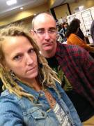 Christine Moers and Jamie Ocain: unfairly targeted for supporting local artisans