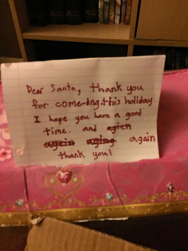 Santa Note