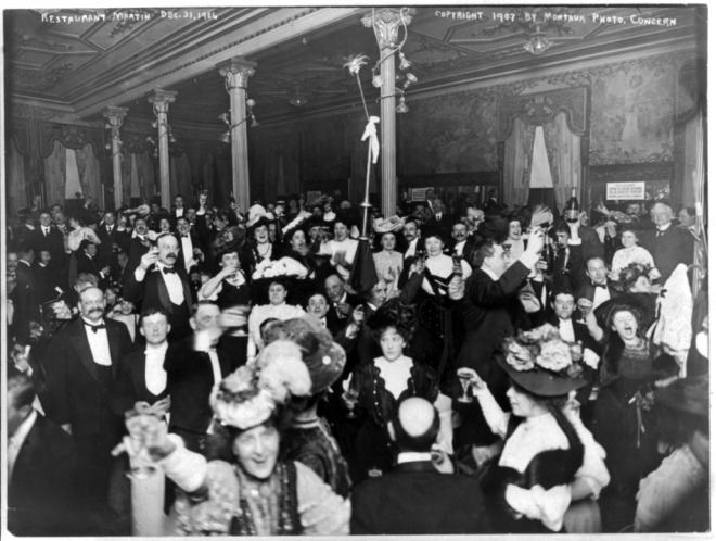 Restaurant Martin, 1906