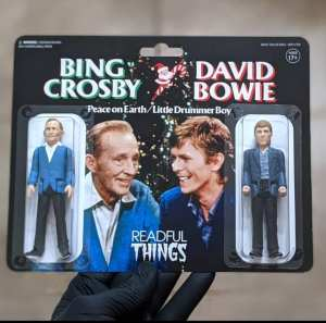 Bing and Bowie Action Figures